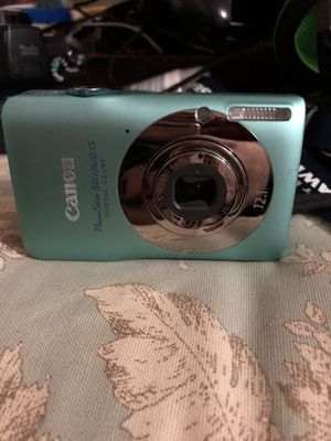 Cannon digital Elph camera for Sale in Spanaway, WA