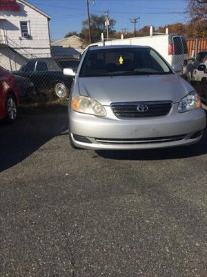 2006 Toyota Corolla for Sale in Baltimore, MD