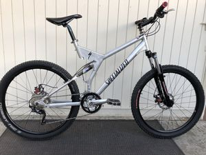 2003 Specialized FSR stump jumper large frame for Sale in Long Beach, CA