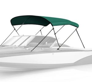 Green 3 bow bimini top for Sale in North Chesterfield, VA