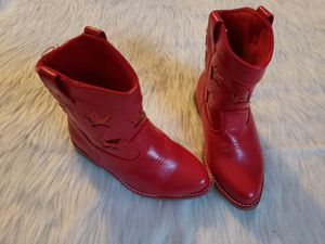 Gymboree girls cowboy boots size 10 for Sale in North Andover, MA