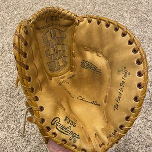 Rawlings FJ35 Chris Chambliss First Base Mitt Baseball Glove for Sale in Kenmore, WA
