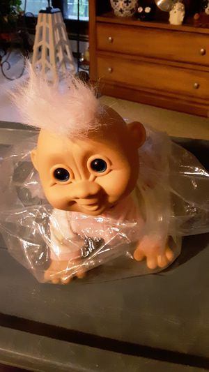 Baby giggles troll doll for Sale in Burnsville, MN