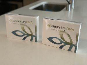 Ancestry DNA kits (2) unopened for Sale in Black Diamond, WA