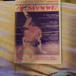Wwf The Best Of The Wwf Vol 7 Dvd for Sale in Chicago, IL