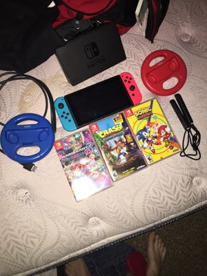 Nintendo Switch Bundle for Sale in Traverse City, MI