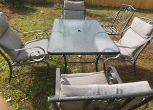 Patio set for Sale in Raleigh, NC