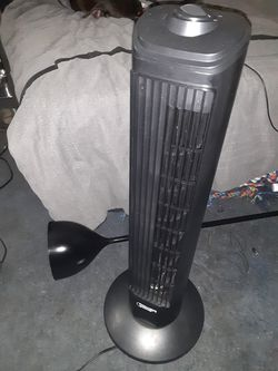 Power zone oscillating fan for Sale in New York,  NY