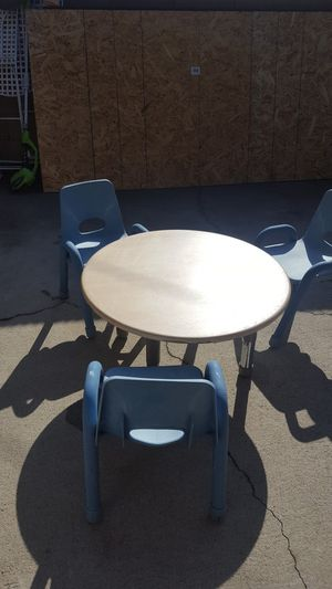 Lakeshore table with three chairs for Sale in Baldwin Park, CA