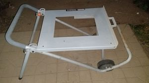 Ridgid work stand, table saw, etc. for Sale in Beaverton, OR