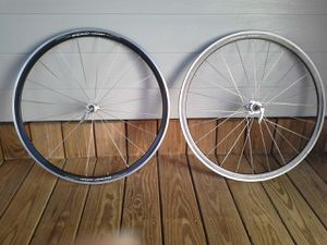 Road Bike Wheel Set for Sale in St. Petersburg, FL
