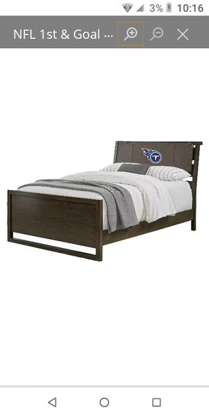 Tennessee Titans Twin Beds (2) for Sale in Nashville, TN