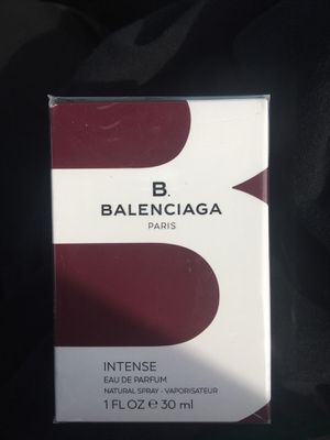 Balenciaga Paris intense perfume $85 in store asking $40 for Sale in Stockton, CA