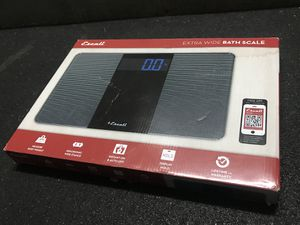 NEW Escali Extra Wide Bathroom Scale for Sale in Alhambra, CA