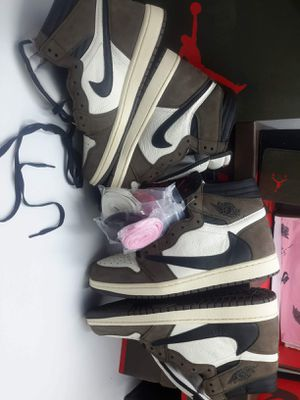 Size 12's Only Travis Scott 1's for Sale in Revere, MA