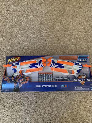 NERF Splitstrike guns for Sale in Blaine, MN