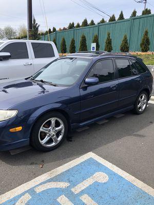 2002 Mazda protege 5 door hatchback for Sale in Kirkland, WA