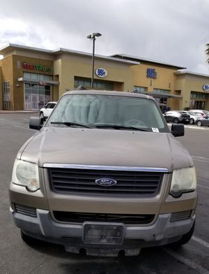 2006 FORD EXPLORER XLT V6 4.0 AUTOMATIC 4X2 for Sale in Hesperia, CA