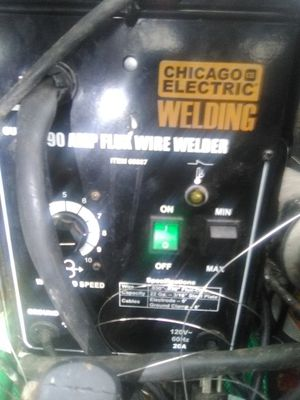 Chicago wire feed welder for Sale in Eugene, OR
