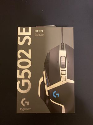 Logitech Gaming Mouse G502 SE for Sale in Fort Myers, FL