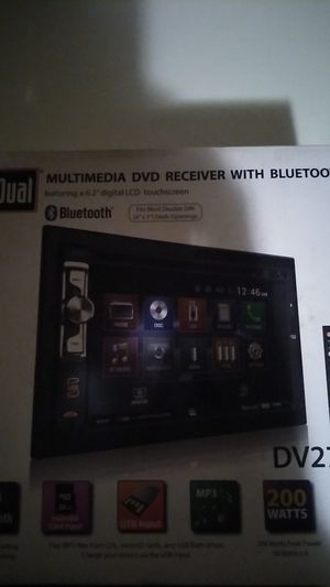 Like New Condition - Dual Bluetooth Stereo System for Vehicles - Priced To Sell!!! Qty: (4) Available for Sale in Arlington, TX