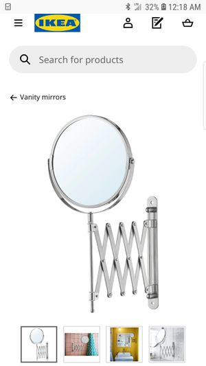 IKEA Frack Mounted Mirror for Sale in Hawthorne, CA