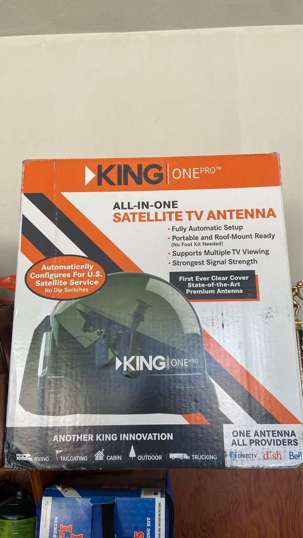 King 1 pro Brand new in the box