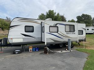 2015 rv 31FT Salem bunk-house + slide-out for Sale in Chino Hills, CA