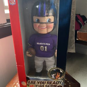 Ravens Talking Doll Christmas Gift for Sale in Baltimore, MD