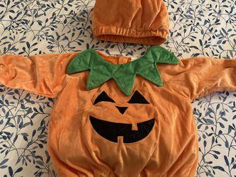 0-6 M Pumpkin Costume for Sale in Baldwin Park,  CA