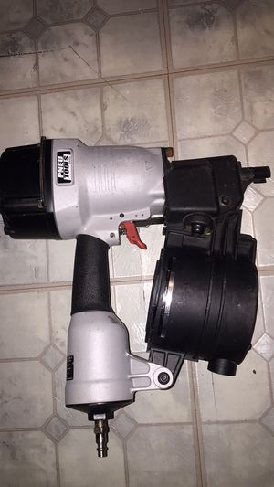 Pneutools coil nailer for Sale in Cleveland, TX