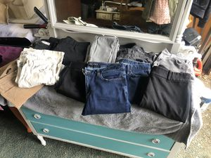 Tons of designer jeans and pants for Sale in Cambridge, MA