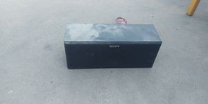 Sony audio speaker for Sale in Fresno, CA