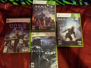 Xbox 360 games for Sale in Hillsborough, NC