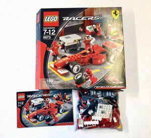 Lego Ferrari F1 Fuel Stop - Complete for Sale in Pleasant Hill, CA