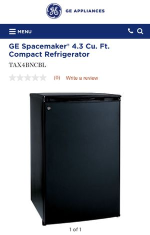Compact Refrigerator for Sale in Dumfries, VA