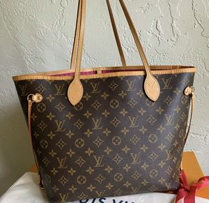 Louis Vuitton neverfull mm for Sale in Brandon, FL