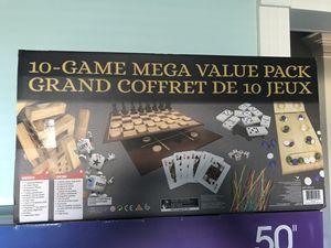 10 Games Mega Pack for Sale in Frostproof, FL