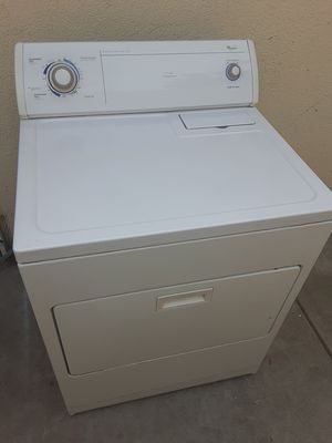 WHIRLPOOL ELECTRIC DRYER CAN DELIVER for Sale in Clovis, CA