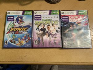 XBOX 360 games NEW for Sale in Austin, TX