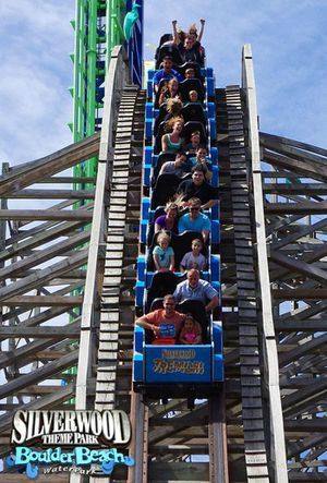 Silver wood 2 day tickets for 2 for Sale in Puyallup, WA