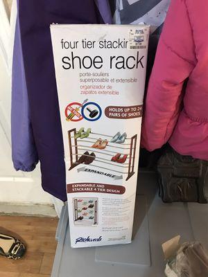 Shoes rack for Sale in Abilene, TX