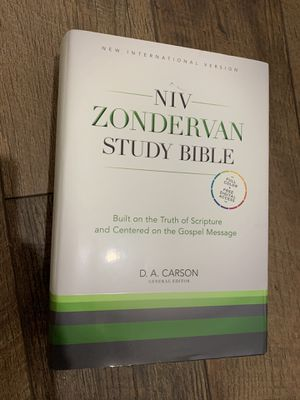 NIV Study Bible + Two NIV Bibles for Sale in Phoenix, AZ