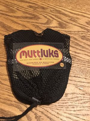 NWT Muttluks dog paw protector boots size small for Sale in Kent, WA