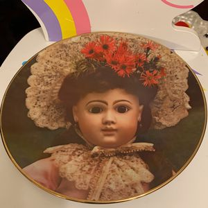The Doll Collection Plate Number 3601 of OLD FRENCH DOLLS The Alexandre 1979 for Sale in El Cajon, CA