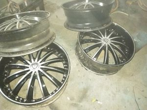 SET OF 22s !! for Sale in Austin, TX