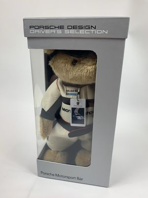Porsche plush Teddy bear 17inch for Sale in Ontario, CA
