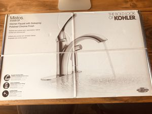 Kitchen Faucet ..KOHLER for Sale in San Marino, CA