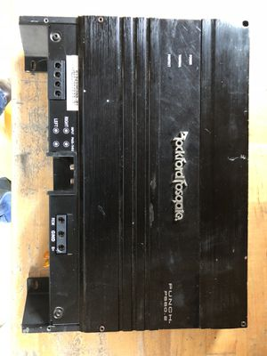 Punch P550.2 Amplifier. for Sale in Peshastin, WA