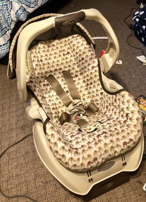 Grace car seat for Sale in Gloverville, SC